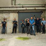 """Teilnehmer """"Zwischen Vergangenheit und Zukunft - Fotoworkshop auf dem KuBAaI Gelände  am 20. / 21. August 2016"""""""