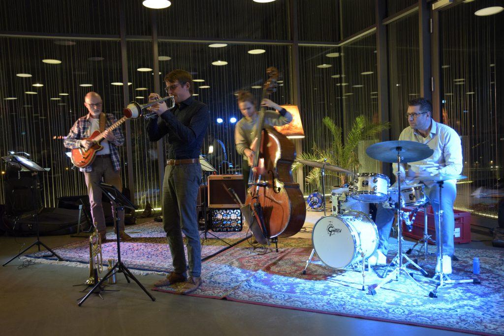 BOH Jazz Januar 2020, Gastkünstler: Thiemo Niesterok (Trompete)