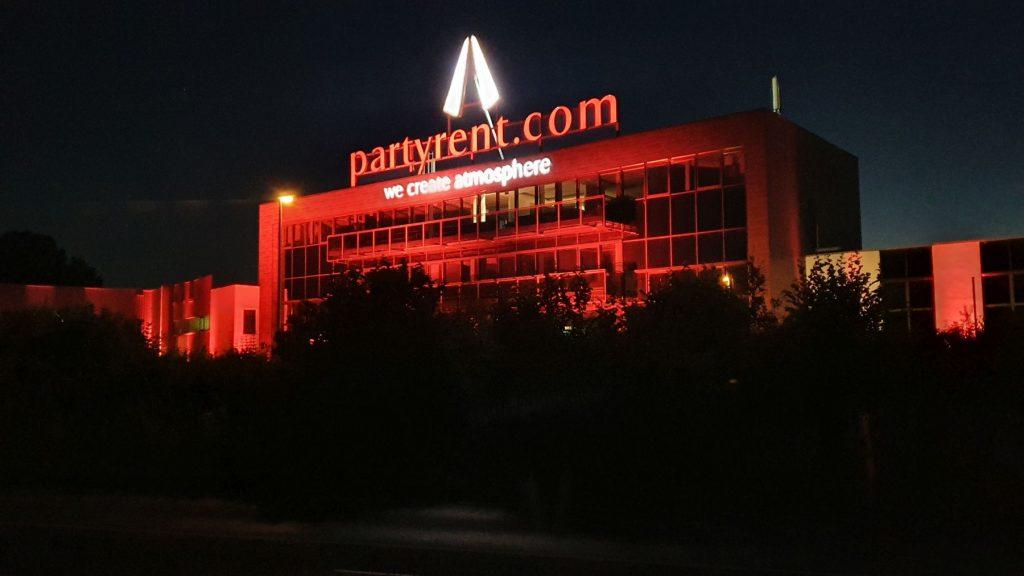 Night of Light - Partyrent Bocholt