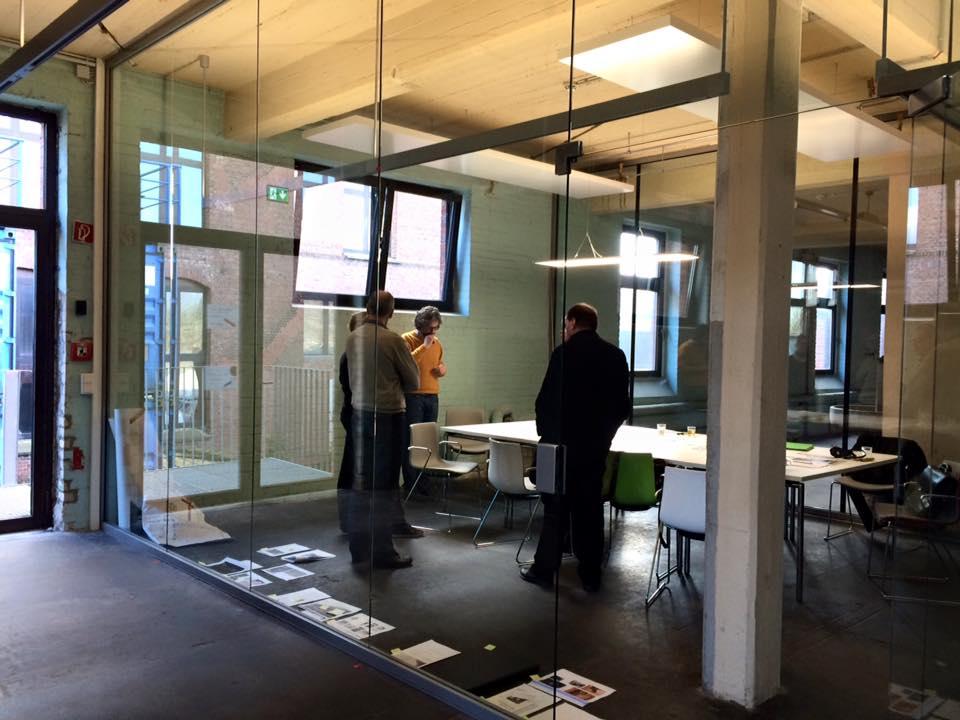 OpenSpaces Jurysitzung 24.2.16 JuleWanders