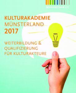 keyvisual kulturakademie 2017