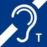 Logo Induktive Höranlage (T-Spule oder Induktionsschleife)