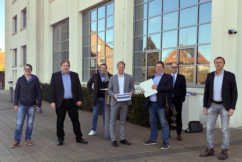 Vertragsabschluss mit der LIST Develop Residential