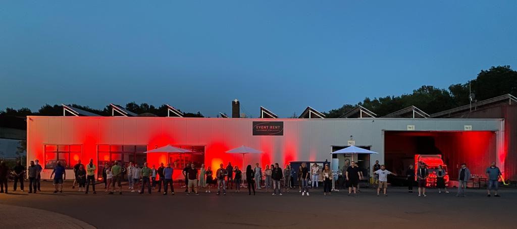 Night of Light - Event Rent Bocholt