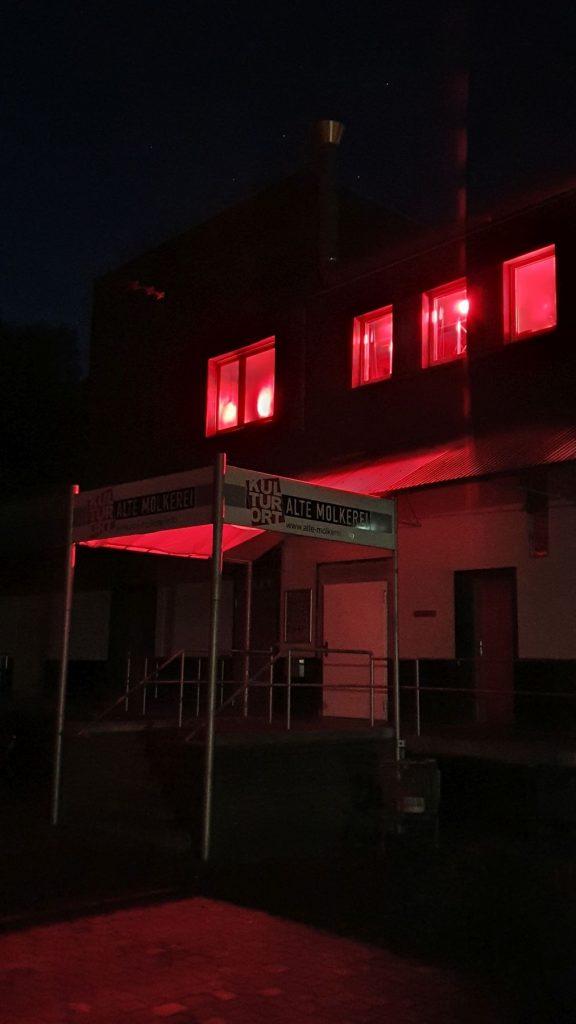 Night of Light - Kulturort Alte Molkerei