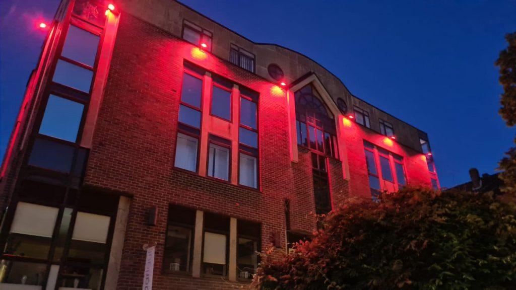 Night of Light LernWerk - Stadtmarketing Bocholt
